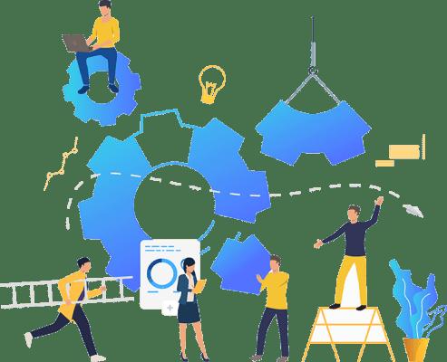 Dịch vụ thiết kế web theo yêu cầu của doanh nghiệp